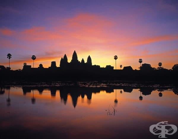 Храмът Ангкор Ват, Камбоджа