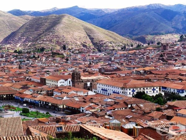 Кузко, Перу