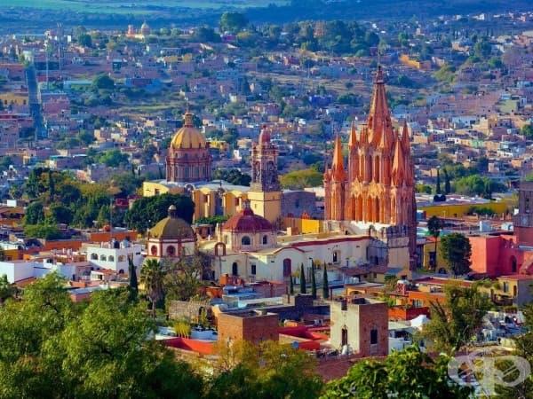 Сан Мигел де Аленде, Мексико