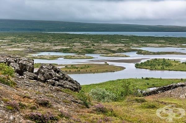 Националният парк Тингвелир, Исландия