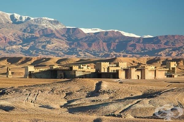 Филмовото студио Атлас, Кварзазате, Мароко