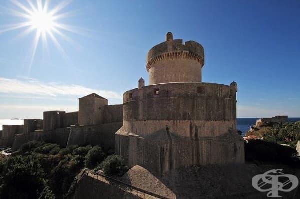 Кулата Минцета, Дубровник, Хърватска (Къщата на неумиращите)