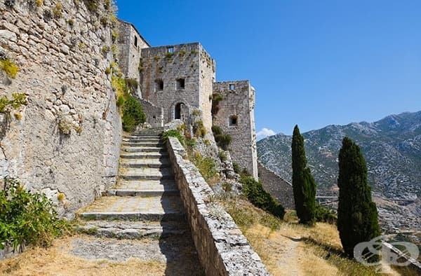 Крепостта Клис, Хърватска
