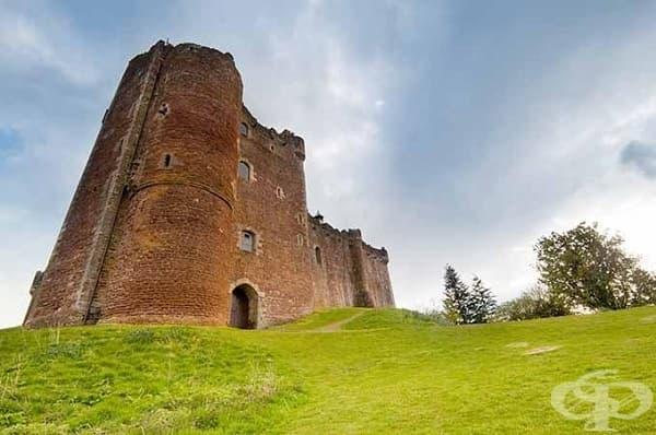 Замъкът Доун, Шотландия (Уинтърфол)
