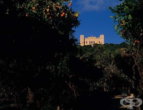 Замъкът Вердала, Малта (къщата на Илирио Мопатис)