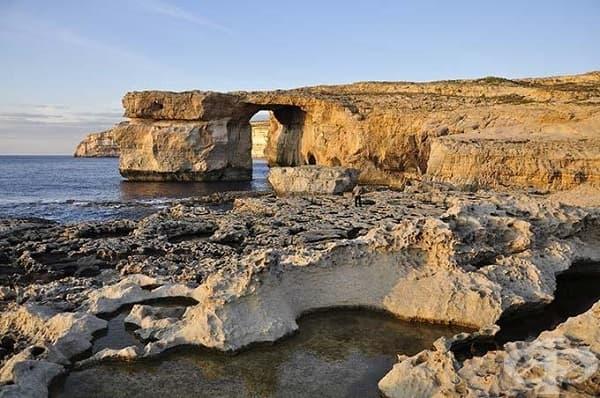 Прозорецът Азюр, Малта (сватбата на Даенерис и Дрого)