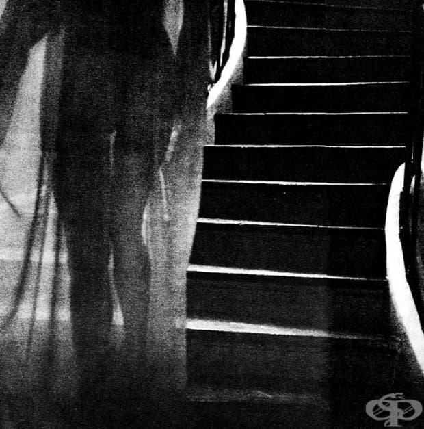 Анджелина Джоли през обектива на Брад Пит