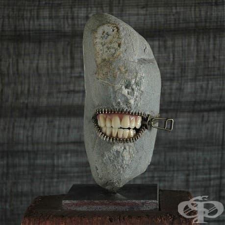 Японски художник създава невероятни каменни скулптури, които не се поддават на законите на физиката