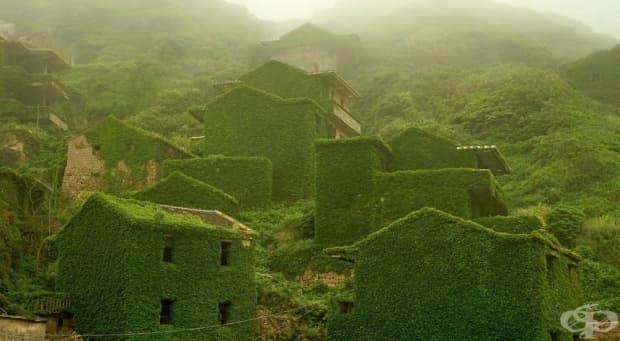 Рибарско селище, Китай
