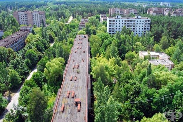 Радиоактивният град Припят, Украйна