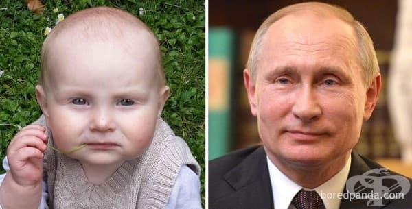Бебе # Владимир Путин