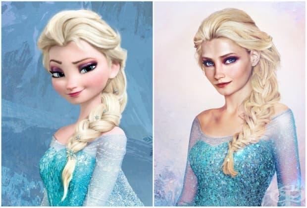 Елза, Леденото кралство