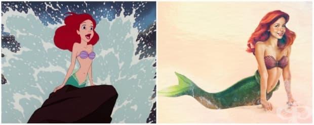 Ариел, Малката русалка