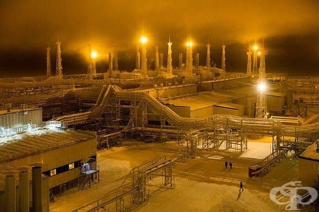 Находище на природен газ в Бованенково, на полуостров Ямал, се счита за твърде скъп, за да бъде развит до президента Владимир Путин, който го прави приоритет.