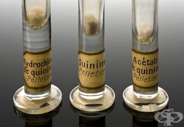 Хининов хидрохлорид от 1820 година