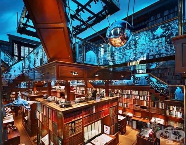 "Библиотека ""Уолкър"", Минеаполис, САЩ."