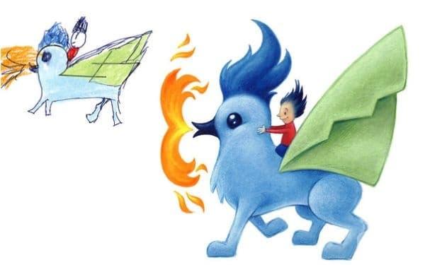 25 чудовища, базирани на детски рисунки