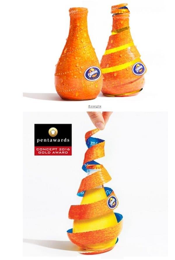 Портокалова сода.