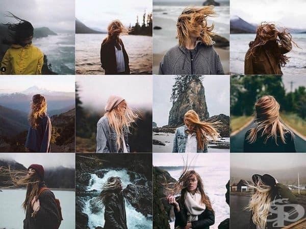 Вятър в косите.
