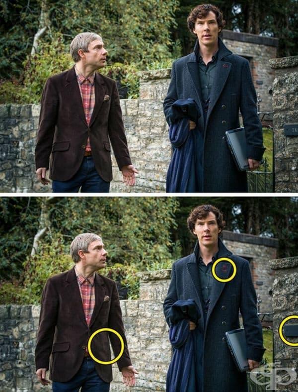 Предизвикателство: Можете ли да забележите всички разлики в 11-те снимки?