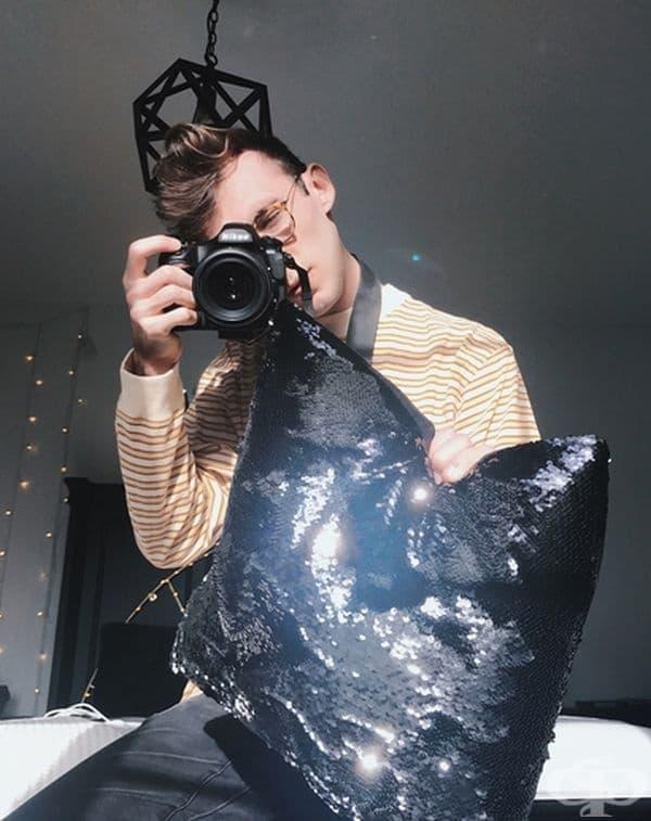 Фотограф от Америка разкрива тайните на необичайните светлинни ефекти в неговите снимки