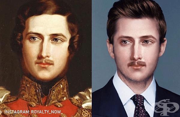 Принц Алберт фон Сакс-Кобург-Гота