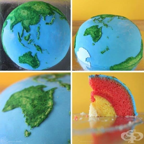 Световна торта.