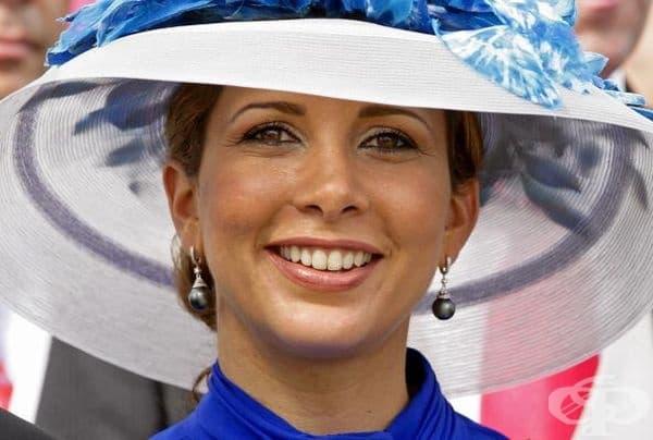 Принцеса Хая бен ал Хюсеин от Йордания.