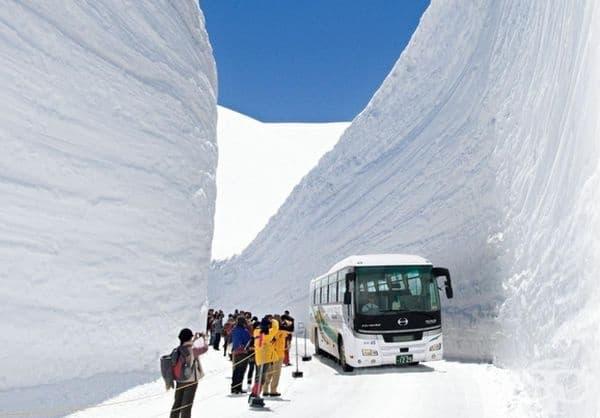 Въпреки че годишното отстраняване на снега струва около 30 милиона долара, снежният коридор си струва парите.
