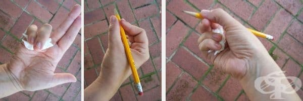 Интересен подход на научите вашето дете да държи правилно молив или писалка.