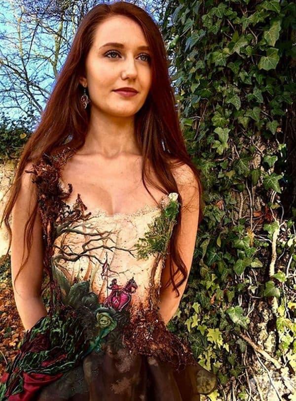 Уникални дизайнерски рокли, които не сте виждали досега