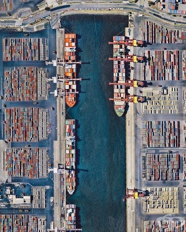 Swanson Dock, Австралия.