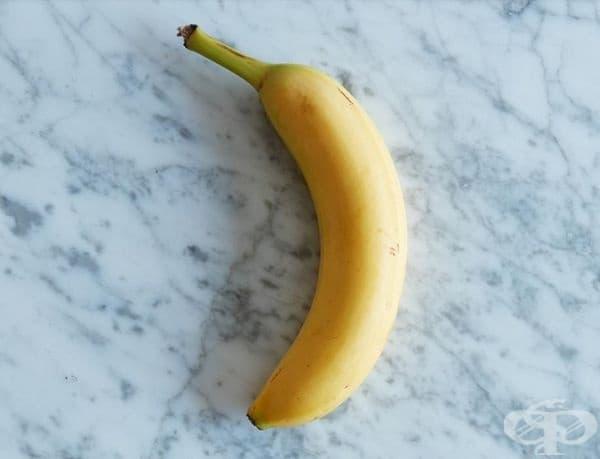 1 банан = 100 калории