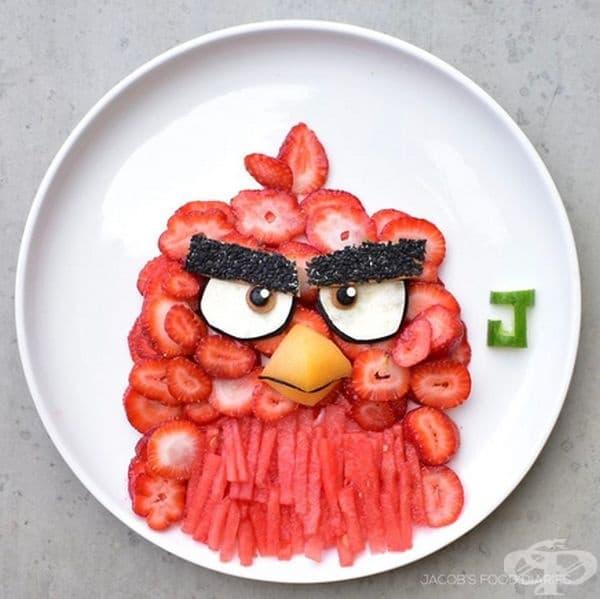 Червеното пиле