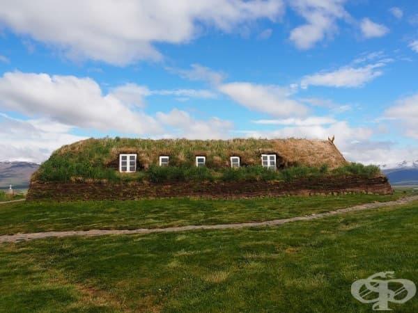 Глаумбаер, Исландия