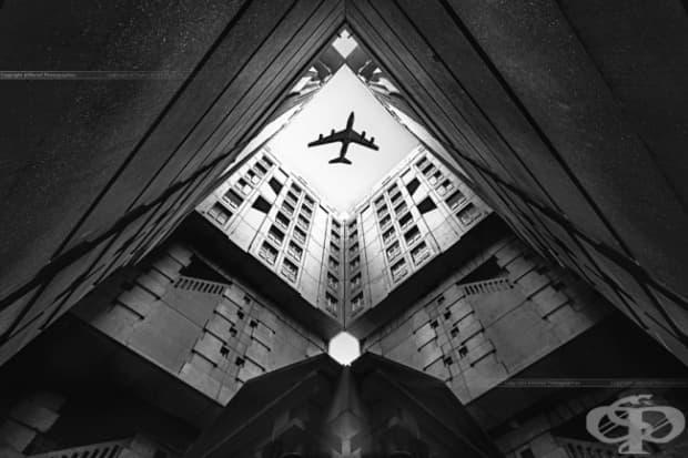 Полет над града