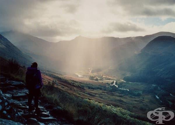 15 вълшебни снимки от Шотландия