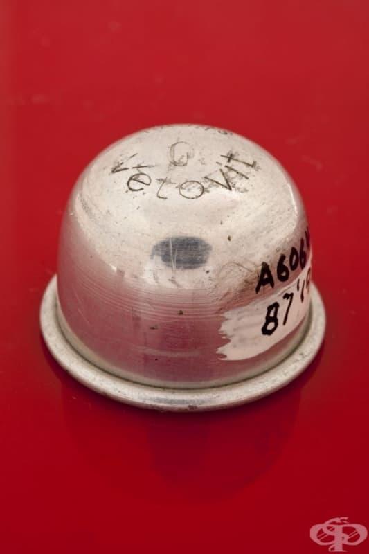 Цервикална диафрагма, популярна през 20-те години на 20 век