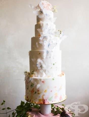 Тази торта е от приказка.