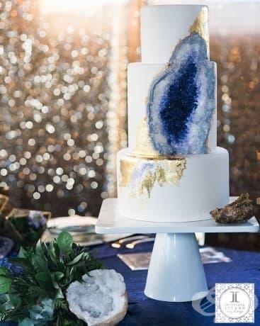 Или торта, покрита с ядливи аметисти?