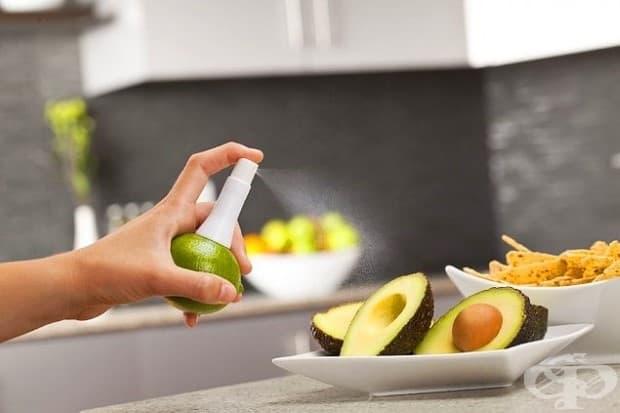 Спрей помпичка за плодове
