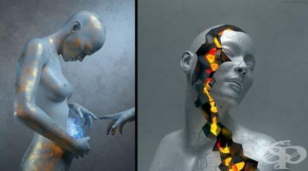 Адам Мартинакис създава дигитални скулптури, които очароват със своята крехкост и любопитни образи. Адам изпраща на зрителите метафорични визуални послания. Никой не остава безразличен към тях.