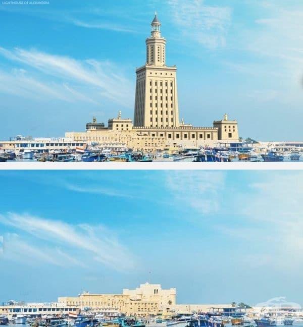 Александрийски фар