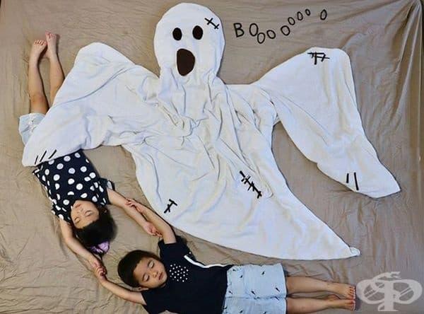 Кой вярва в призраци?