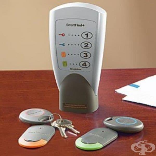 Това интелигентно дистанционно може да ви помогне да откриете всички ключове у дома.