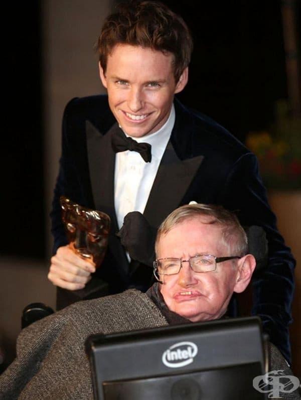 Скоро бе заснет филм за неговия живот с изцяло биографично съдържание, който спечели Оскар.