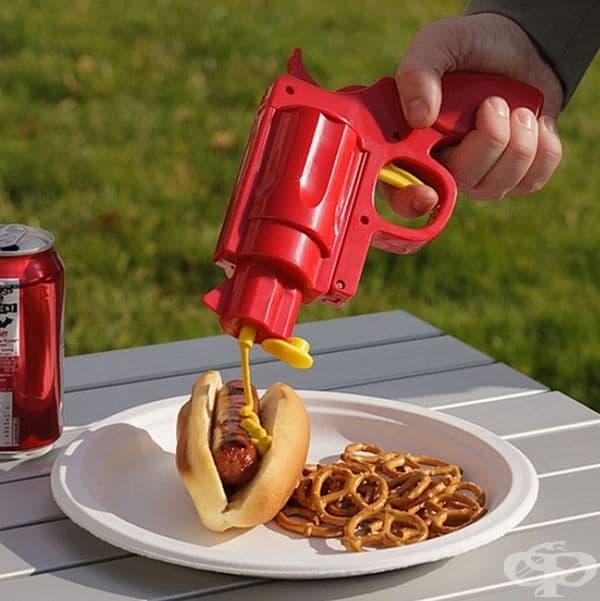 Една убийствена идея за следващото ви парти в градината.