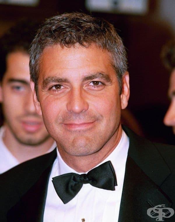 Синът му – Джордж Клуни