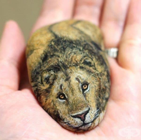 Млад лъв.