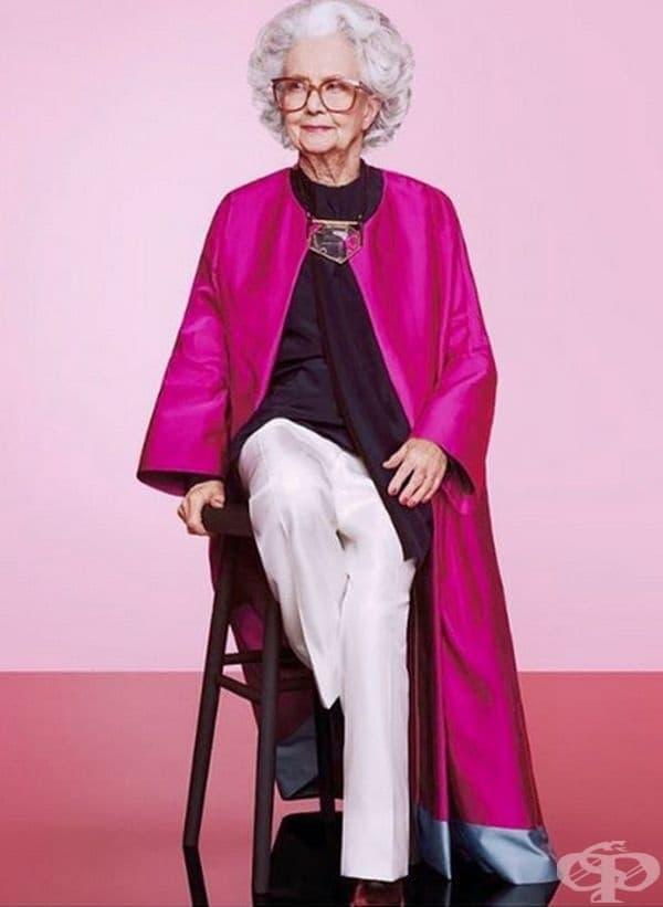 Майори Гилбърт, 102 години